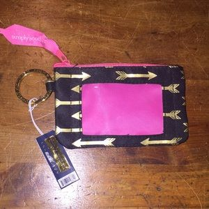 Simply Southern Arrow ID Pouch